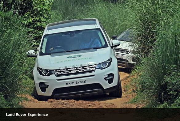 Landrover Experience