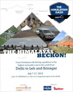 Himalayn Dash 2012